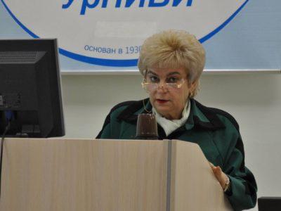 Ирина Донник: Мы в ответе за научную политику в Уральском регионе