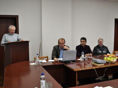 Ученый совет ЮУНИИСК подвел итоги научно-производственной деятельности за год
