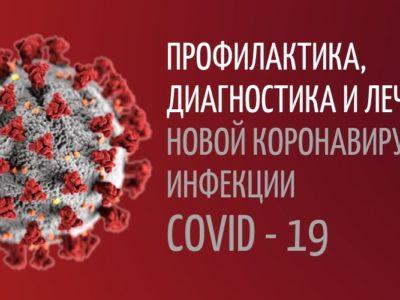 О мерах по обеспечению санитарно-эпидемиологического благополучия населения на территории Российской Федерации в связи с распространением новой коронавирусной инфекции (COVID-19)