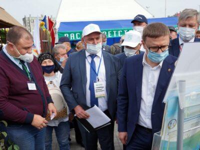 10.09.2020 года состоялось открытие 27 выставки АГРО-2020.