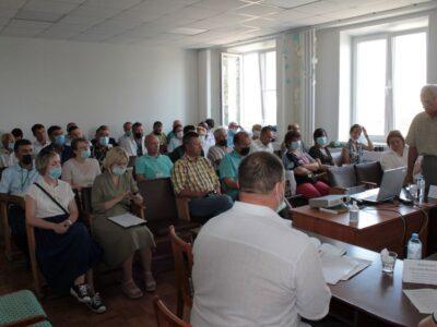 Практический семинар по изучению передового опыта выращивания картофеля